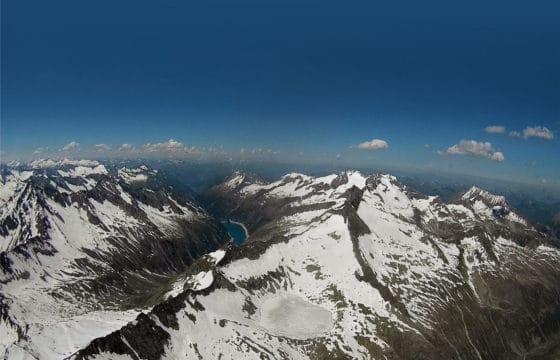 Eissee und Zillergründl