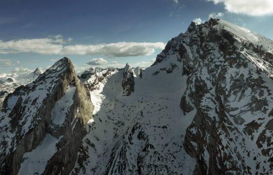 Die gewaltige Kulisse der Berchtesgadener Bergwelt.