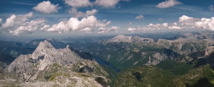 Gleitschirm-Tandemfliegen vom Jenner, Berchtesgaden